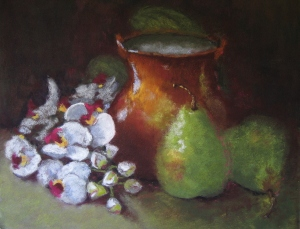 Still-life after Mike Beeman's IAPS demo